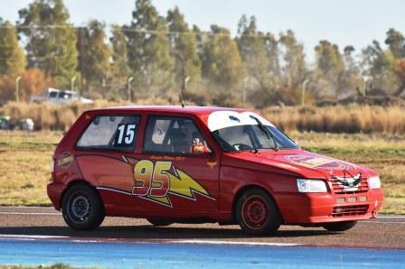 GTC - Sergio Bilbao se mantiene en el 6°lugar del campeonato.
