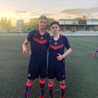 Con un gol de Tomás Servian, el Deportivo Mac Allister goleó en España.