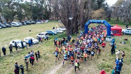 Atletismo - Destacadas actuaciones locales en la prueba Curumalal 2019