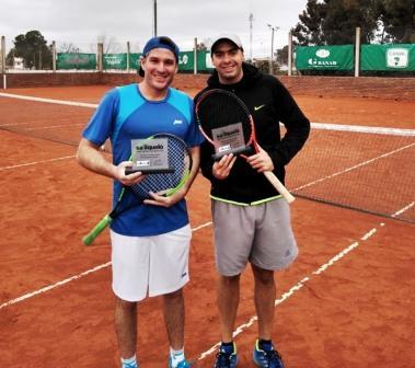 Tenis - Matías Martínez en dobles obtuvo torneo en Salliqueló.