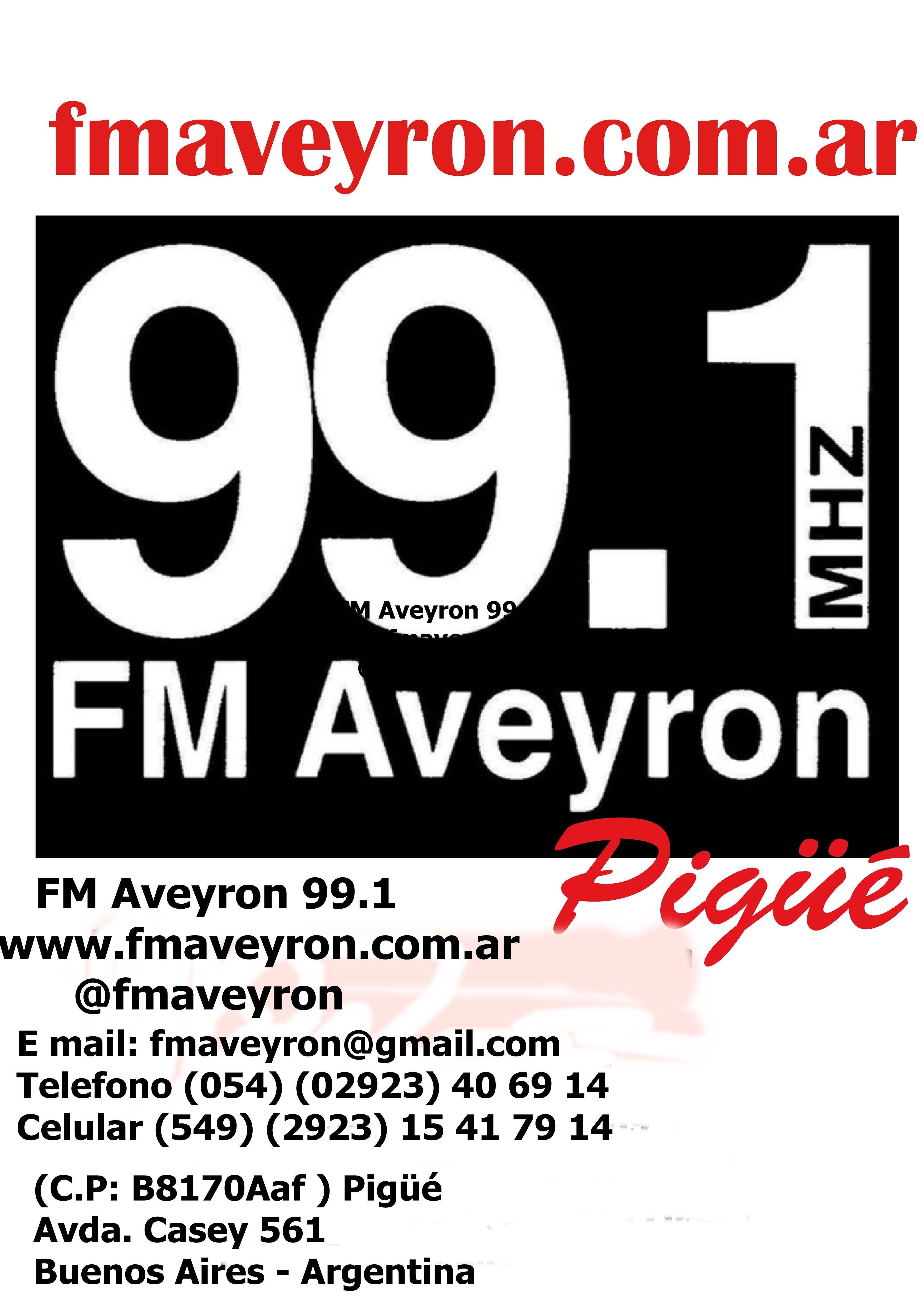 FM Aveyron 99.1