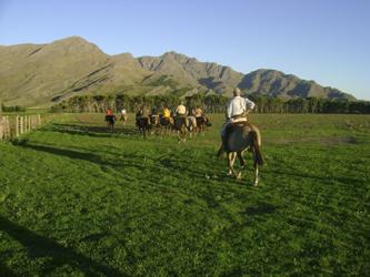 26º Cabalgata a las Sierras de Cura-Malal