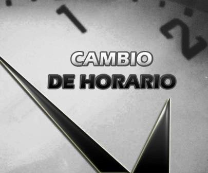 LRF - Cambio de horarios en el fútbol liguista.