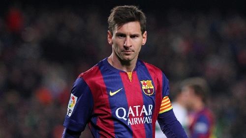 Con gol de Lio Messi a través de un tiro libre, Barcelona logró un agónico empate.