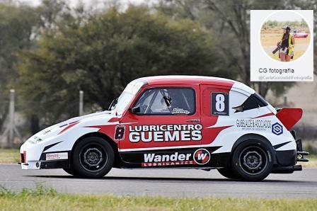 Turismo Promocional Std - Branchesi y Ramiro Fernández los ganadores de serie en Toay.