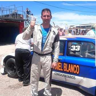Supercar Pampeano - Marcos Lecomte se suma a la categoría.