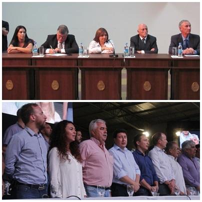 Los concejales peronistas locales adhieren al comunicado del PJ Bonaerense  apoyando la huelga