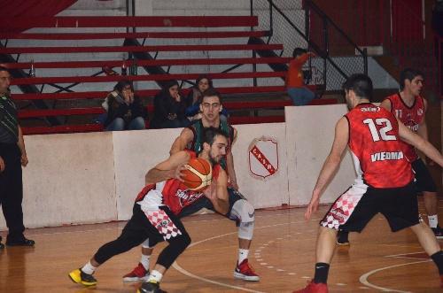 Basquet Valle Inferior - San Martín dirigido por Fiorido derrotó a Deportivo Patagones.
