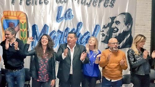 """Marisol Merquel: """"hay que apoyar a Cristina en la decisión que tome"""""""