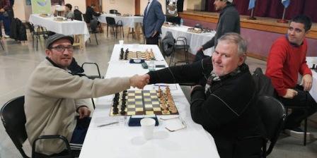 Ajedrez - Puán - Etchepareborda clasificó a las Finales del Argentino.