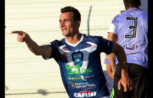 Fútbol Boliviano - Martín Prost volvió a convertir para Sport Boys.