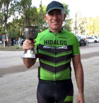Pablo Cascio estará presente en desafío ciclistico en Villa Merlo, San Luis.