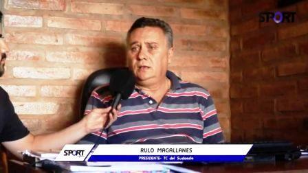 TC del Sudoeste - Raul Magallanes expresó que en agosto volvería la categoría.