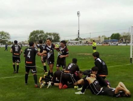 LRF - Reserva - Blanco y Negro se adjudicó el campeonato 2019 liguista.
