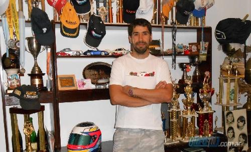 Karting - Fernando Gomez Fredes segundo en la ciudad de Viedma.