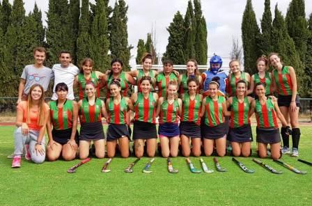 Hockey Femenino - Independiente de Puán participará del Regional de Clubes.