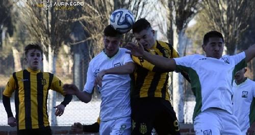Afa - Inferiores - Balcarce anotó en la derrota de Olimpo ante Ferro en quinta - Cuatro puntos logrados en inferiores.
