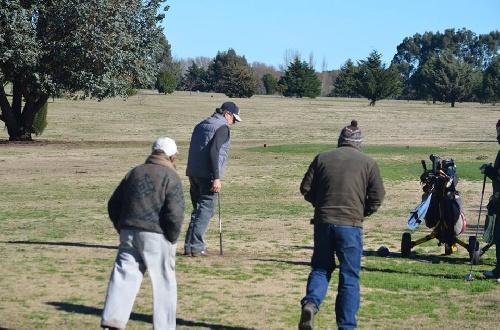 Golf - Resultados registrados en el Club local.