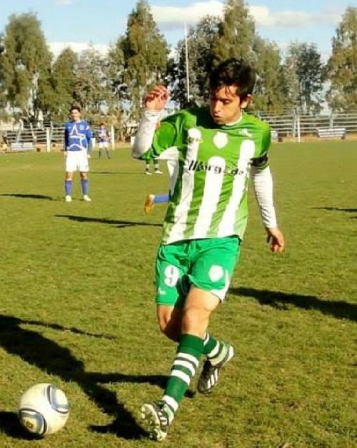 LRF - Ramiro Palacio de Atlético Huanguelen es el goleador de la temporada.