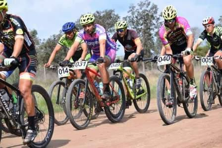 Con participación del distrito se corrió una nueva fecha del Rural Bike del S.O