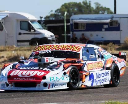 Turismo Carretera - Sergio Alaux clasificó 28°en el 2° ensayo en Posadas.