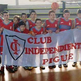 Basquet - Las formativas de Pigüé Basquet jugaron ante Deportivo Sarmiento.