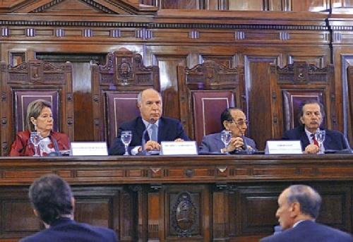 Final para los jueces truchos K :La Corte Suprema dictó la inconstitucionalidad de la ley de jueces subrogantes