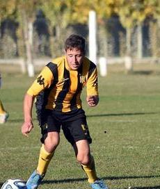Liga del Sur - Con Braian Pazos titular, Olimpo cayó ante La Armonía esta tarde.