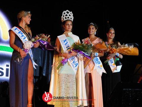 La piguense Mailén Strevensky Primera Princesa del turismo termal en Carhüé