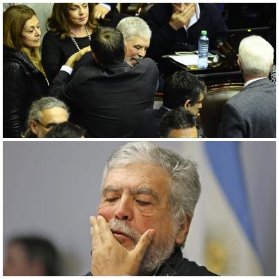 No lograron expulsar a Julio De Vido de la Cámara de Diputados