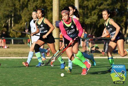 Hockey Femenino - Se define en Bahía Blanca el Interasociaciones Sub 14