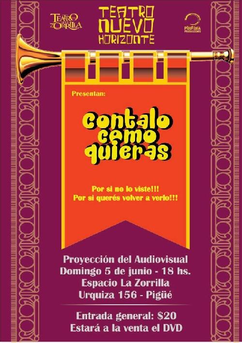 Proyectarán un cortometraje protagonizado por asistentes del Taller Protegido Nuevo Horizonte de Pigüé