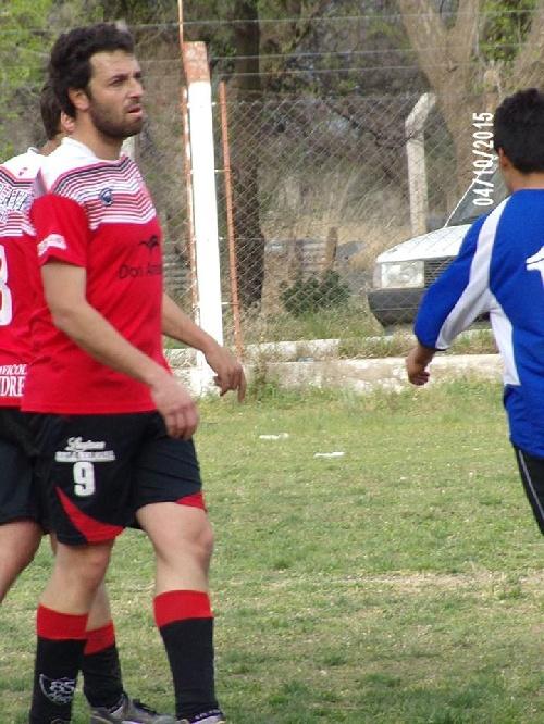 Liga Cultural Pampeana - Deportivo Rivera ganó con Nicolas Mercuri en cancha.
