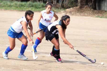 Hockey - Actividad del fin de semana en la Federación del Sud Oeste.