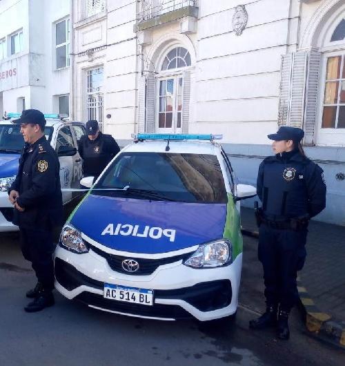 Comisaría Pigüé: Parte de prensa de la Seccional Primera