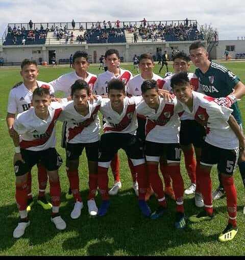 AFA - Inferiores - La 9na de River Plate con Gabriel Mercado cayó ante Independiente.