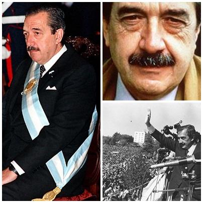 A 36 años de regreso al estado de derecho con Alfonsin presidente de los argentinos