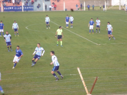 LRF - Deportivo Sarmiento y Rácing Club serán los finalistas del Clausura.