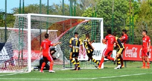 AFA - Reserva - Olimpo derrotó a River Plate en Ezeiza - Ramiro Sánchez ingresó en el complemento.