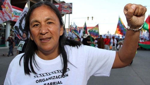 Gerardo Morales arremetió contra Milagro Sala