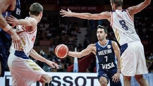 Mundial de Basquet en China: Argentina le ganó a Rusia y terminó invicto en su grupo