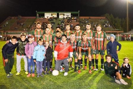 LRF - Deportivo Sarmiento ganó el clásico suarense en el Preparación.
