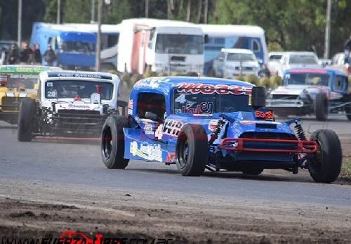 TC del 40 Sudeste - Guarino se ubicó en la segunda posición de la clasificación - Gallego el mas rápido.