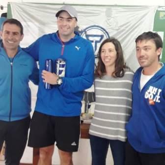 Tenis - Matías Martínez obtuvo torneo en Coronel Pringles.