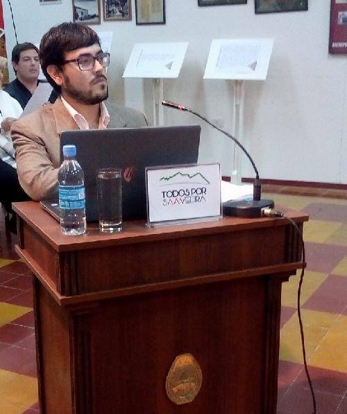 Proyectos de Todos por Saavedra en el HCD