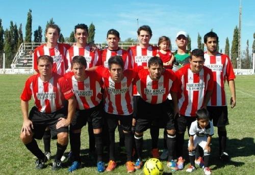LRF - San Martín de Carhué batió a Deportivo Sarmiento en el adelanto de la sexta fecha.