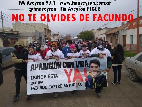 A 111 dias de la desaparición de Facundo: la jueza Gabriela Marrón presenciará la autopsia en Buenos Aires