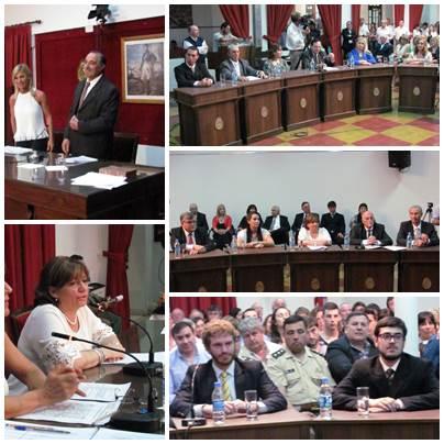 Pigüé: Asumieron los nuevos  concejales y autoridades del Concejo Deliberante y del Consejo Escolar del Distrito de Saavedra