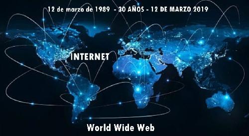 SE CUMPLEN 30 AÑOS DEL NACIMIENTO DE INTERNET Y SU CREADOR PROPONE UN CONTRATO PARA CUIDAR LA LIBRE CIRCULACION Y LOS DATOS PERSONALES DE LOS USUARIOS