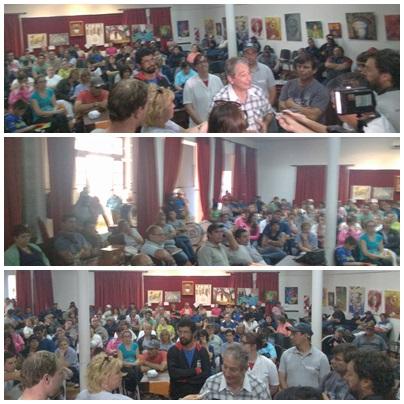 STM Batista : Corvatta no administro bien pero los concejales de la oposición son traidores y tratan de ahogar al intendente
